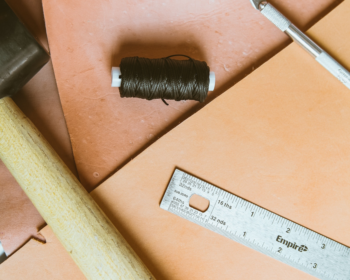 hammer ruler string paper services page checklist