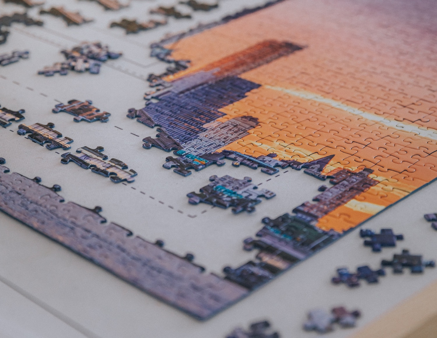 Life lessons from… puzzling? (yes really)